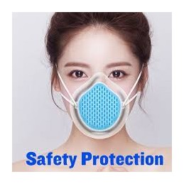 KN95 Reusable Silicone Mask