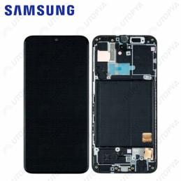 LCD Galaxy A41 (A415F) Black