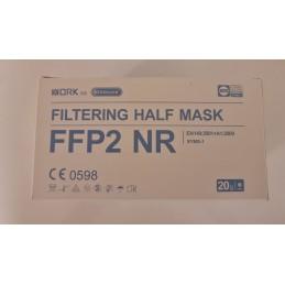 Masques FFP2 - 100 pièces