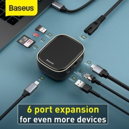 Baseus Type-C HUB Adapter...