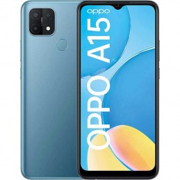 OPPO A15, 32GB, Blue