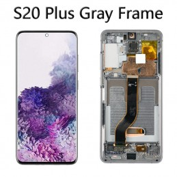 LCD with frame Samsung S21...