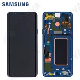 Ecran complet Galaxy S9+...