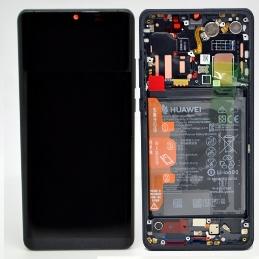 Ecran Complet Noir Huawei P30